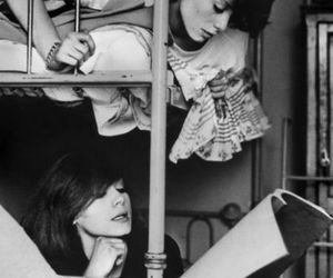 sisters, book, and catherine deneuve image