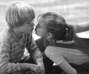 kids, kiss, and movie image