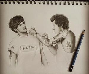 louis, larry, and harry image