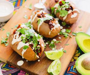 food, avocado, and delicious image