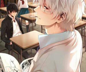 anime, gintama, and school image