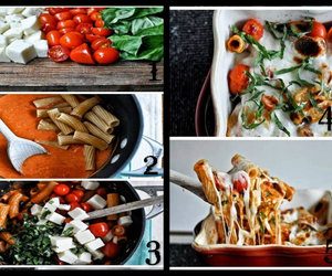 dinner, diy, and food image