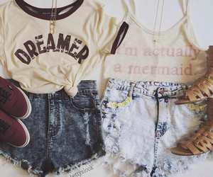 outfit, fashion, and dreamer image