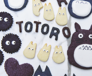 Cookies, totoro, and yum image