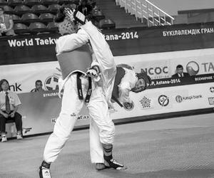 tae kwon do and astana 2014 image