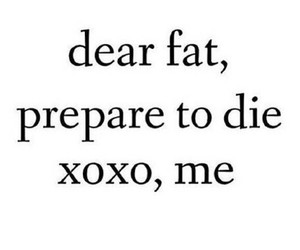 fat, xoxo, and fitness image