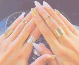 claw, nails, and fashion image