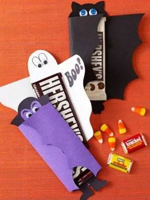 Halloween, candy, and chocolate image