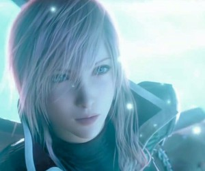 claire farron and ff13 lightning image