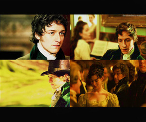 becoming jane, james mcavoy, and tom lefroy image