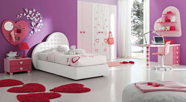 Bedroom. Decorations For Girls Room By Using The Creativity ...