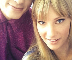 heather morris, glee, and kevin mchale image