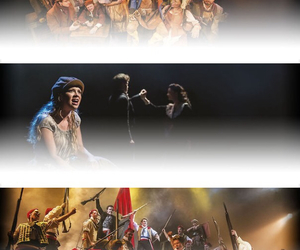 les miserables, musical, and theatre image