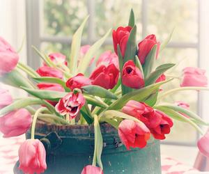 bridal, flowers, and vintage image