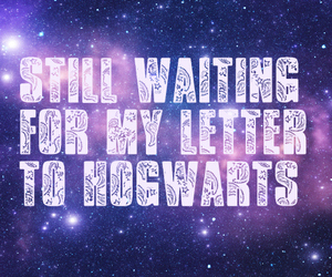galaxy, hogwarts, and potter image