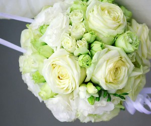 bouquet, flowers, and pretty image