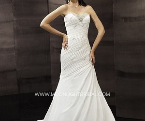 2014 wedding dress, moonlight couture, and style j6293 image
