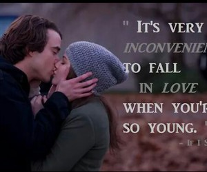 best movie ever, inconvenient, and if i stay image