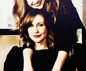 boy, vera farmiga, and taissa farmiga image