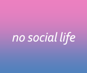life, social, and quote image