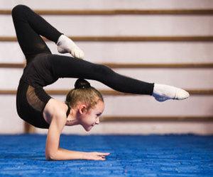 flexibility, acrobatics, and gymnastics image