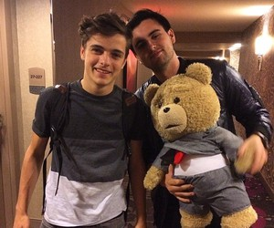 martin garrix, dj, and boy image