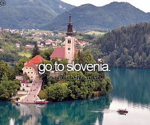 slovenia, travel, and tumblr image