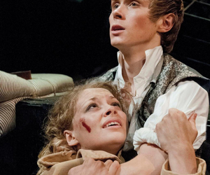 les miserables, carrie hope fletcher, and marius pontmercy image