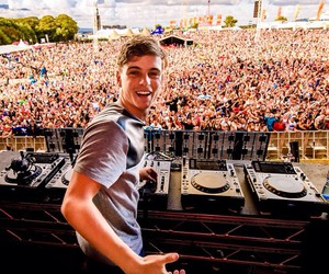 martin garrix, dj, and party image