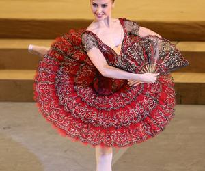 ballet, performance art, and Svetlana Zakharova image