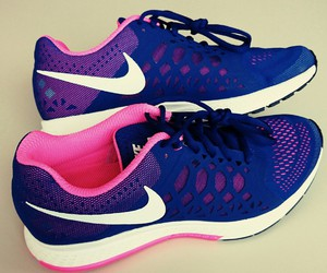 fitness, running, and nike image