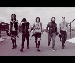 bands, danny worsnop, and james cassells image