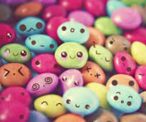 sweetie faces colorfully image