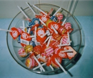 lollipop and vintage image