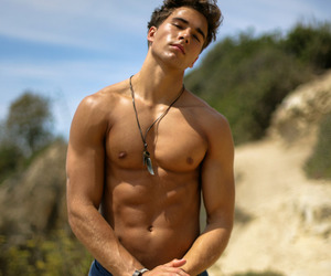 boy, Hot, and fit image