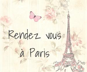 paris, flowers, and love image