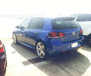 blue, car, and golf image