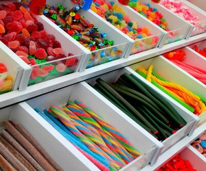 colors, sweets, and rich image