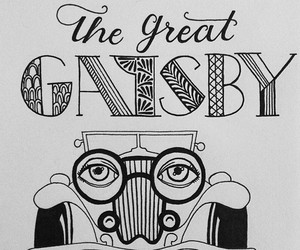 car and the great gatsby image
