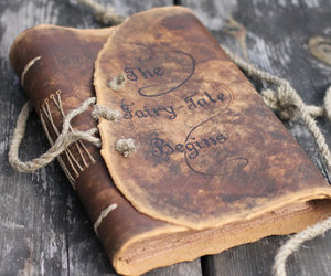 book, old, and fairy tale image