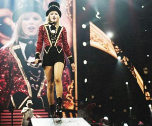 live, Taylor Swift, and the red tour image