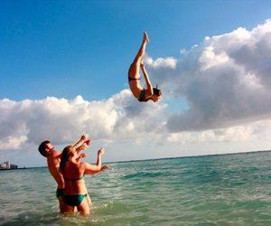 summer and jump image