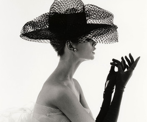 black & white, jean shrimpton, and fashion image