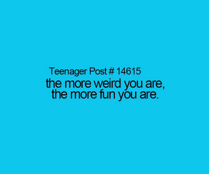 fun, weird, and teenager post image
