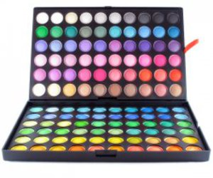 colours, cosmetics, and eyeshadow image