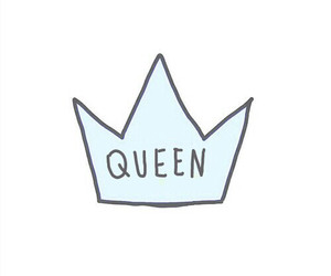Queen, overlay, and crown image