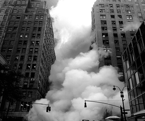 city, 9 11, and new york image