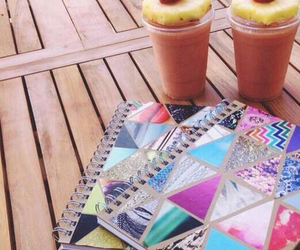 diy, drink, and pink image