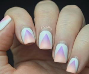 Easy, nail art, and nails image