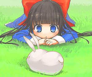 anime, mad father, and bunny image